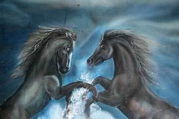 Kolleen_horses